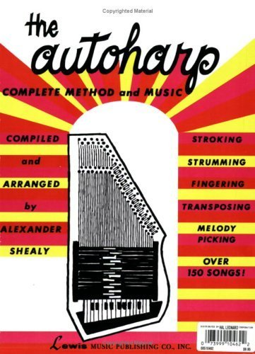 Autoharp Complete Method (1996-09-01)