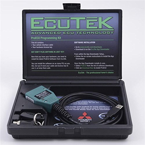 AVO S6Z12EE9A001T Subaru BRZ/Scion FR-S Ecutek Pro-ECU Kit Cable and