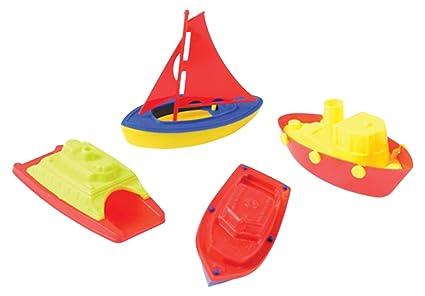 Plastic Sailing Boats