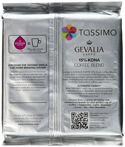 Gevalia Kaffe 15% Kona Blend Coffee (Pack of 2) by Gevalia (Image #2)