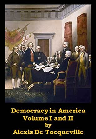 essay on democracy in america