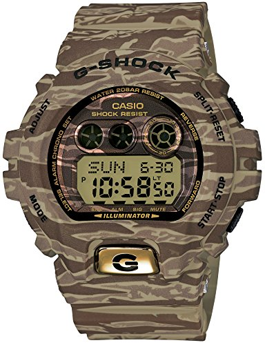 CASIO G SHOCK Camouflage GD X6900TC 5JF Japan