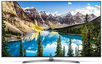 LG - 60UJ7507- TV de LED 4K Ultra HD negra/ plata: Amazon.es ...