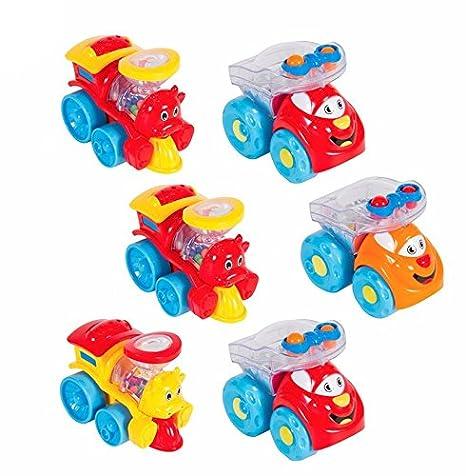 Coches de juguete para bebés de 1 año para niños y niñas (HL ...