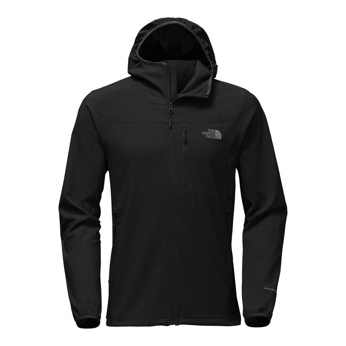 The North Face Men's Apex Nimble Hoodie - TNF Black - L by The North Face