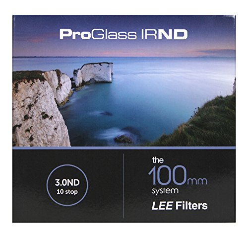 Lee Filters ProGlass 100x100mm IRND 10 Stop 3.0 ND Glass Filter by Lee Filters