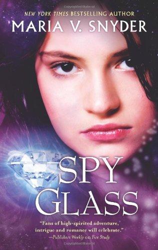Spy Glass Maria V Snyder product image