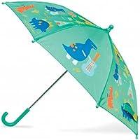 PENNY SCALLAN Paraguas Dino Rock Stick umbrella 18 centimeters Multicolour (Multicolor)