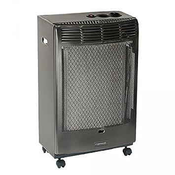 Campingaz calefactor de gas CR 5000 Turbo (Potencia de Calentamiento hasta 3,05 kW, para botellas de gas, encendido piezoeléctrico, ventilador eléctrico): ...