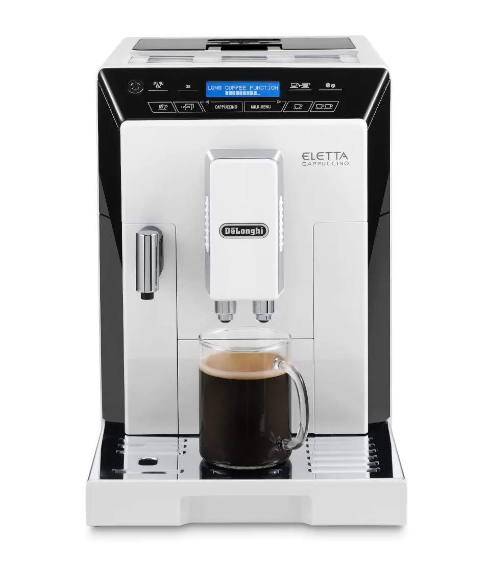 Amazon.com: DeLonghi ECAM44660 Eletta - Cafetera automática ...