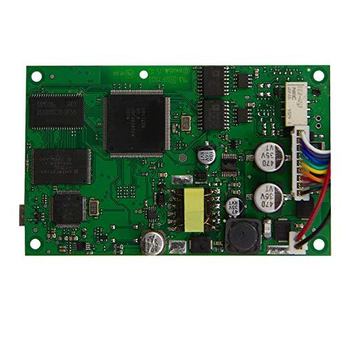 ZHUOYUE 1Pcs para Volvo Vida Dice 2014D Esc/áner De Coche para Volvo Vida Dice con Chip Completo para Volvo Vida Dice VXDIAG para Volvo Dice USB