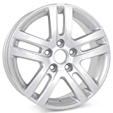 New 16' Alloy Replacement Wheel for Volkswagen Jetta VW 2005 2006 2007 2008 2009 2010 2011 2012 2013 2014 2015 2016 2017 Silver Rim 69812