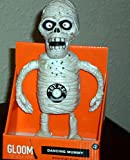 8.5 Inch Animated Singing and Dancing Halloween Mummy - Dances To ''Ride Wit Me''
