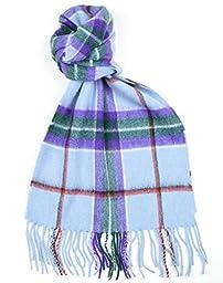 Lambswool Scottish World Peace Tartan Scarf Gift