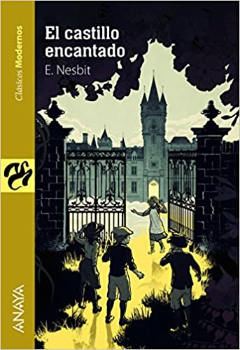 Amazon.com: El castillo encantado (9788469833902): Edith ...