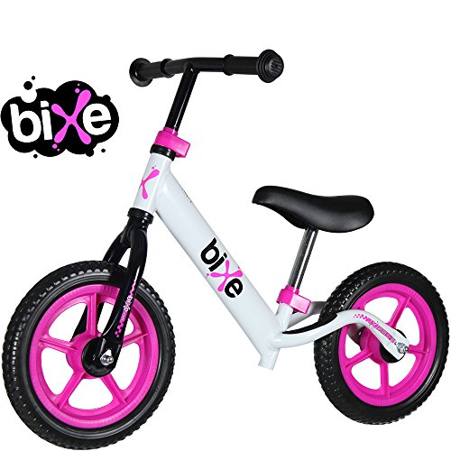 Best Balance Bike For Toddlers & Older Kids - Aluminum Sports Children's Training Bicycle - Light weight (4 lbs) Adjustable for Boys and Girls Ages 2-6. (Amp Bicycle)