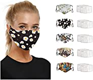 ATRISE Men Face Cover Bandana Neck Gaiter for Women Breathable Magic Motorcycle Outdoor Cycling