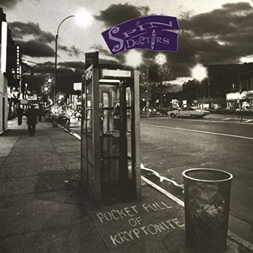 Vinilo : Spin Doctors - Pocket Full Of Kryptonite (Holland - Import)
