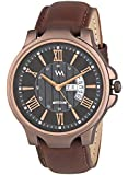 Watch Me Analogue Black Dial Men's & Boy's Watch - Wmal-031-Bvtn1