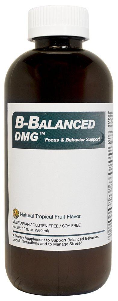 HelloLife B-Balanced DMG - Natural Dietary Supplement to Help Support Brain Function & Behavior