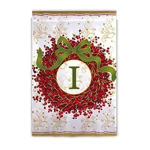 Corona de bayas jard n bandera i jard n for Banderas decorativas para jardin
