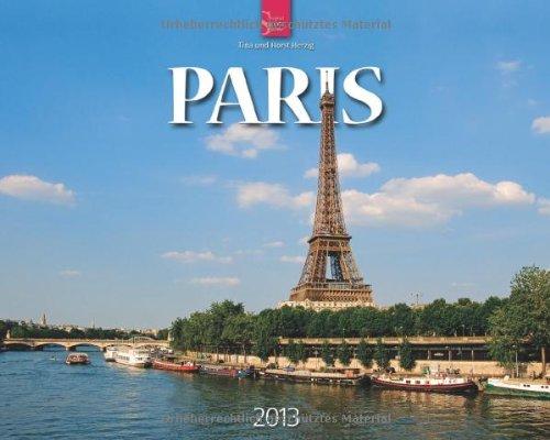 Paris 2013 - Original Stürtz-Kalender