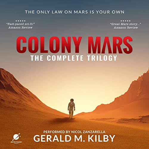 Pdf Science Fiction Colony Mars: The Complete Trilogy
