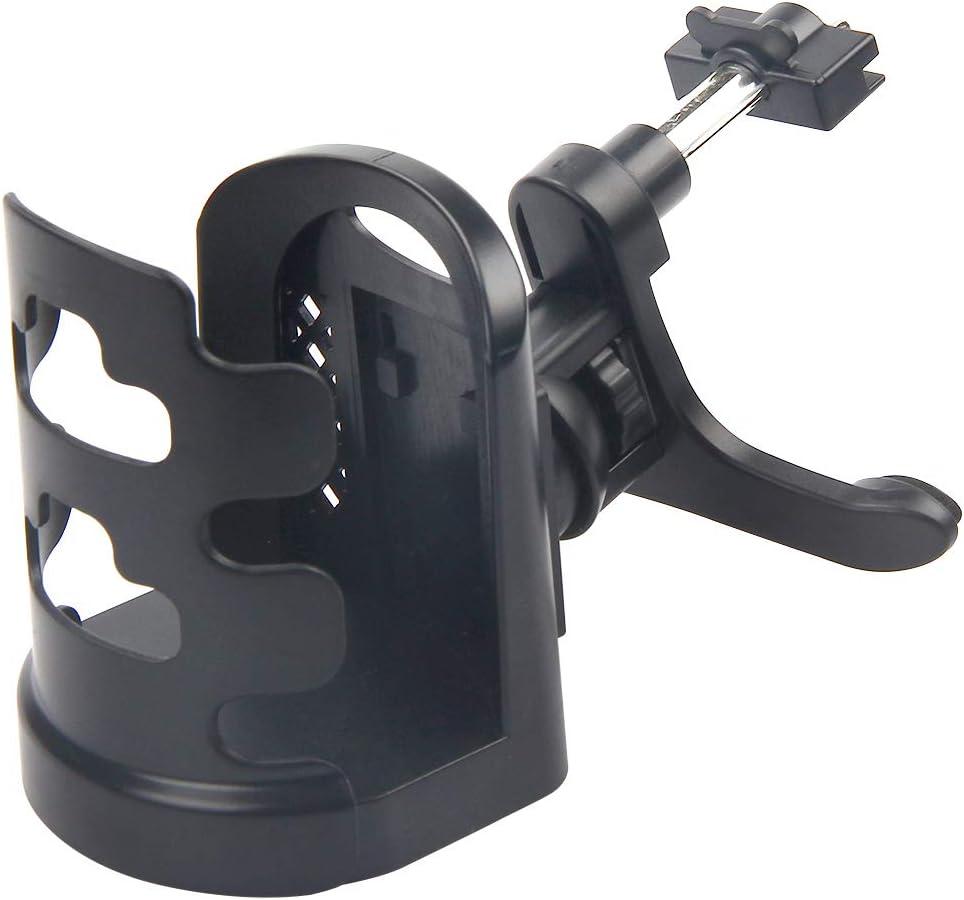 AutoRocking Car Air Conditioner Vent Cup Holder Beverages Bottle Drink Ashtrays Storage Mount Diameter Adjustable