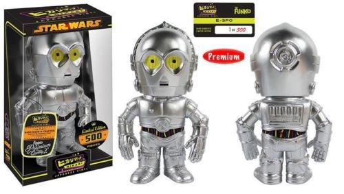 Hikari Sofubi Star Wars E-3PO Premium Vinyl Figure 500 pcs. Worldwide by Unbranded