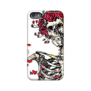 Protector Hard Phone Cover For Iphone 6plus (fhj9771jmjQ) Custom High-definition Grateful Dead Pattern