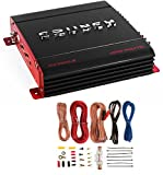 Crunch PX-1000.2 2 Channel 1000 Watt Amp A/B Car Stereo Amplifier + Wiring Kit