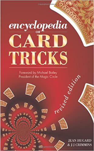 Book Encyclopedia of Card Tricks