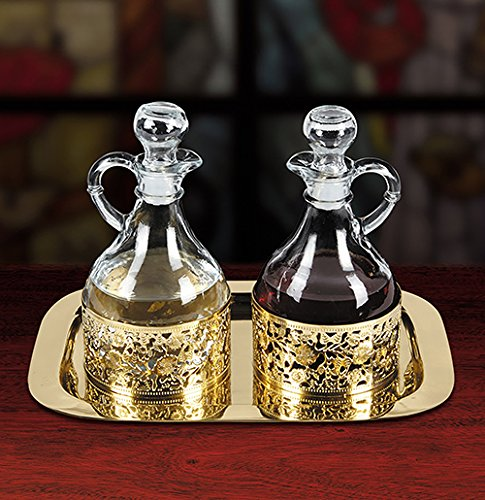Catholic & Religious Cruet Tray