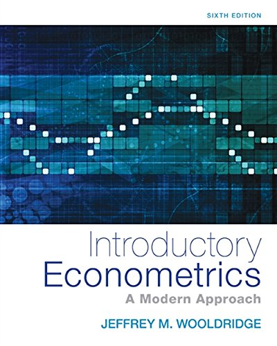 Introductory econometrics a modern approach jeffrey wooldridge introductory econometrics a modern approach jeffrey wooldridge 9781305270107 books amazon fandeluxe Gallery
