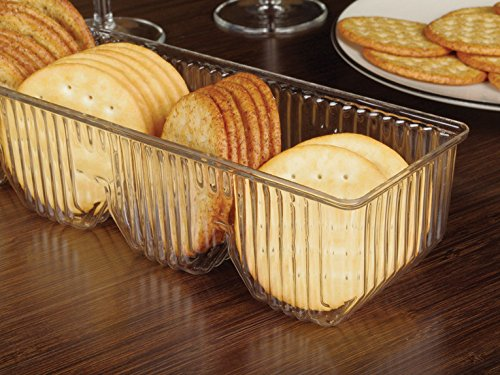Cookie or Cracker Serving Dish