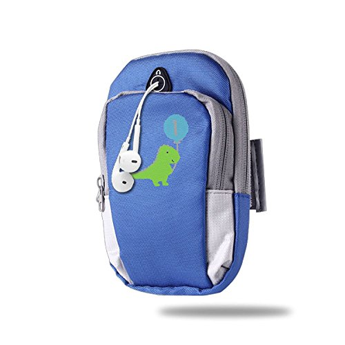 Burlingames Green Dragour With Balloon Cyber Monday Outdoor Arm Bag Cellphone Bag Cell Phone Armbands