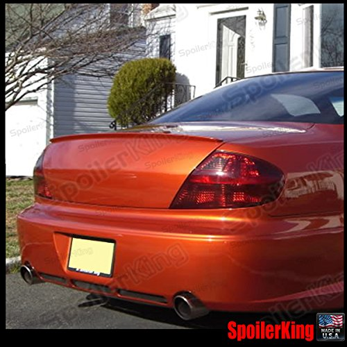 Spoiler Acura Cl (Acura CL 2001-2003 (YA4) Rear Trunk Lip Spoiler (700814236267))