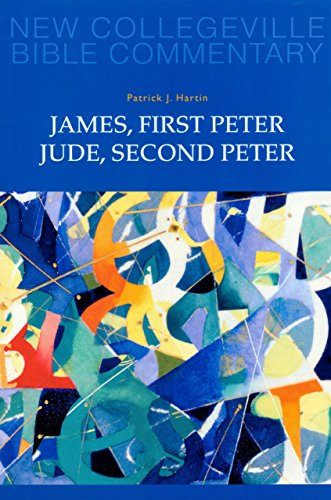 James, First Peter, Jude, Second Peter: Volume 10 (New Collegeville Bible Commentary: New Testament) (Pt. 10)
