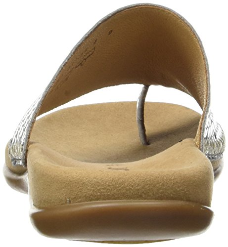 Gabor Shoes Fashion, Mules para Mujer Marrón (torba 43)