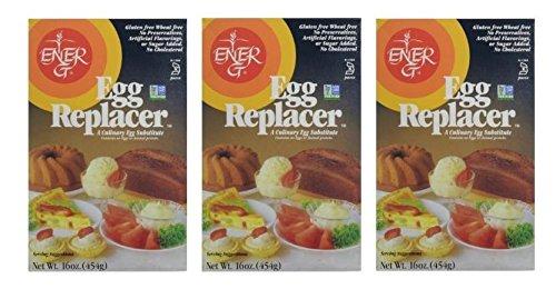Ener-G Egg Replacer 16 oz (Pack of 3)