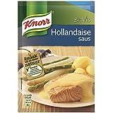 Knorr Salsa olandese - deliziosa con il pesce - 40 grammi [confezione da 10]
