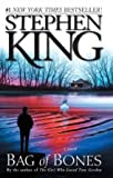 Book cover from Bag of Bones by Stephen King
