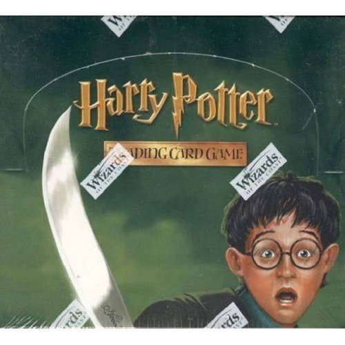 (Harry Potter: Chamber of Secrets Booster Box)