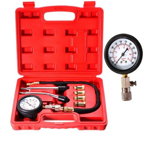 Kompressionstester Kompressionsprü fer BENZIN PKW/LKW Motor Kompression Meß gerä t Vendeur Pro