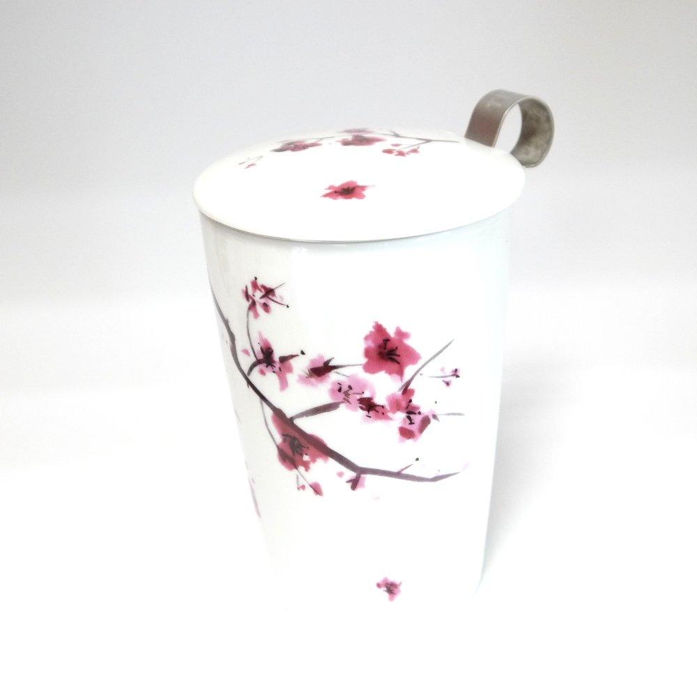 Eigenart 80007 Teaeve Cherry Blossom, Multicolour Brüssel Steel GmbH Eigenart_80007