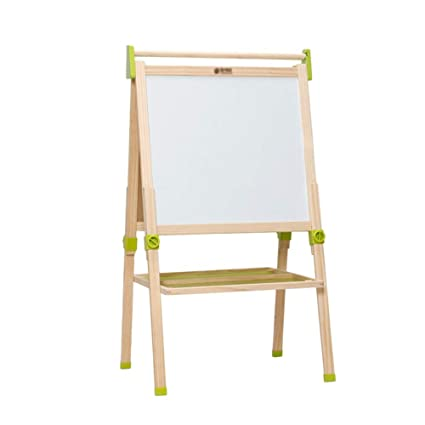Amazon.com: Easel Foldable Wooden Childrens Display Floor ...