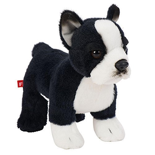 Boston Terrier Stuffed Animals Kritters In The Mailbox Boston