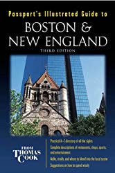 Boston & New England (Passport's Illustrated Travel Guides from Thomas Cook)