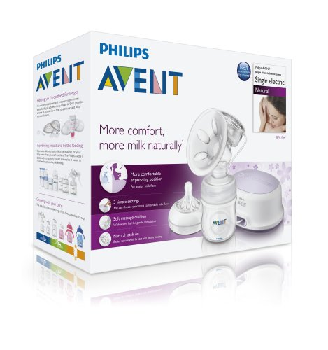 Philips AVENT SCF332/01 Comfort Single Electric Breast Pump by Philips AVENT (Image #3)