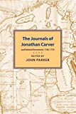 Journals of Jonathan Carver, Jonathan Carver, 0873514920